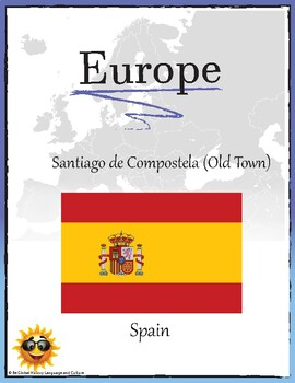 (EUROPE GEOGRAPHY) Spain: Santiago de Compostela (Old Town)—Research Guide