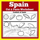 Spain Worksheet Activity