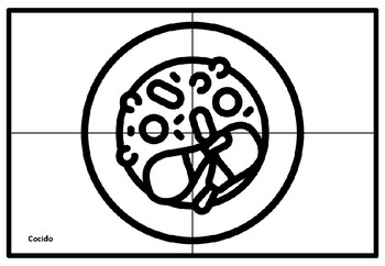 Spain, Spanish Symbols Collaborative Art Project, Coloring Pages, Elementary Art