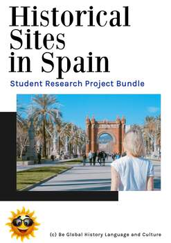 (EUROPE GEOGRAPHY) Spain UNESCO World Heritage Sites Project