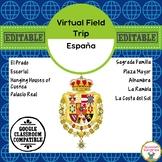 Spain Virtual Field Trip