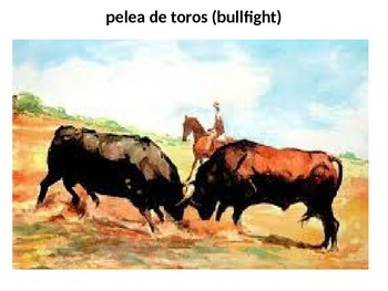 Spain powerpoint for Spain wordsearch
