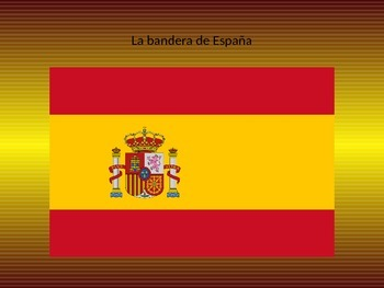 Spain's Flag and Coat of Arms