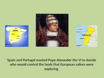 Spain's Explorations and Conquest