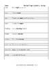 Spalding Copywork Sentences Section P