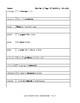Spalding Copywork Sentences Section U