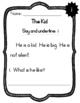 Spalding Phonogram 1-26 Reading Passages Beg Reader