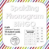Spalding Phonogram BINGO