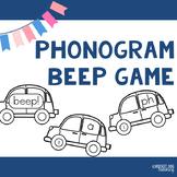 Spalding Phonogram Beep Game