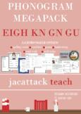 Phonogram Bundle EIGH GU KN GN (Spalding Based)