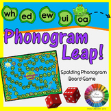 Spalding Phonogram Leap Game