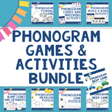 Spalding Phonogram Game and Activity Bundle