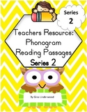 Spalding Phonogram Reading Passages-SERIES 2