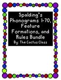 Spalding Phonogram & Rules Bundle
