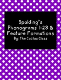 Spalding Phonograms 1-28 Intro Pack (Includes Feature Formations)