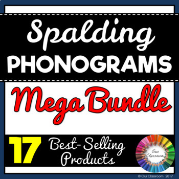 Spalding Phonograms MEGA BUNDLE