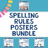Spalding Rules Poster Bundle