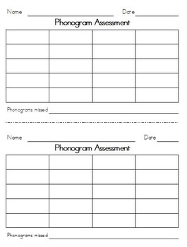 Spalding writing paper and teacher tracking forms