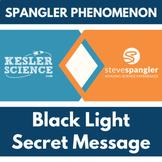 Spangler Phenomenon - Black Light Secret Message Investigation