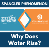 Spangler Phenomenon - Why Does Water Rise Investigation