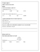 Spanish 1 - Avancemos 1 Unit 4 Test (Direct Object Pronoun