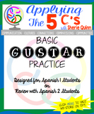 Spanish 1 - Basic gustar practice