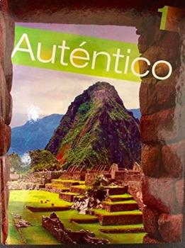 Spanish 1 Comprehensive Review Auténtico 1 Text