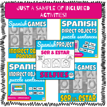 Spanish 1 Curriculum: Así se dice Chapter 6
