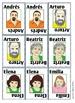 Spanish 1 - Family Tree Vocab Game - Go Fish!/¡Pesca!