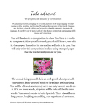 Spanish 1 Final- All about me: Speech and Composition