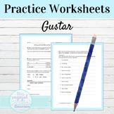 Spanish Gustar Practice Activities