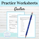 Spanish Gustar Practice Activities