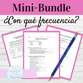 Spanish Frequency Words Practice Packet