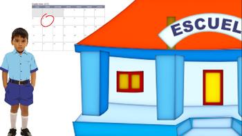 Spanish 1 - Greetings and goodbyes TPRS digital story