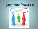 Spanish 1 (Realidades 4A) Guided speaking (question words and the verb ir)
