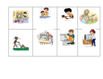 Spanish 1 -- Home and Rooms Flashcards (Realidades 1)