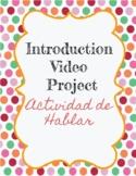 Spanish 1 Introduction Videos