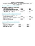 Spanish 1 Listening School Schedules