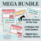 Spanish 1 Curriculum Bundle: 135+ Spanish 1 Products for All Year