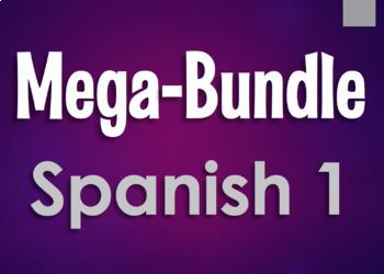 Spanish 1 Mega-Bundle