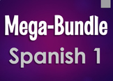 Spanish 1 Mega-Bundle