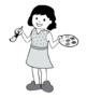 Spanish 1 ¿Cómo eres? Personality, Tastes; 5 Readings (Realidades Chapter 1)