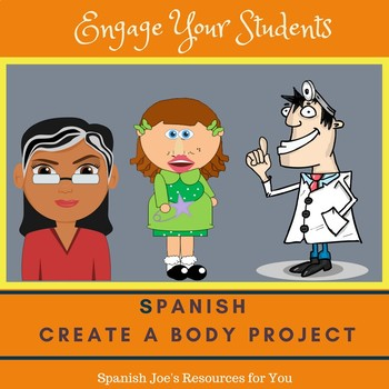 Spanish Create a Body Project - Ir + a + Infinitive & Tener + que + Infinitive