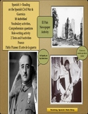 Spanish 1+Reading, Franco, Guernica, Spain Civil War-