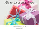 Realidades 1 - Cap. 5B - Alano va a una fiesta - Language