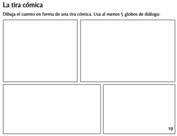 Spanish 1 - Realidades 1 - Cap. 6B - Las escondidas (TPRS-style story)