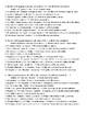 Spanish 1 - Realidades 1/ 1B end of year review - verbs like Gustar