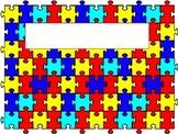 Spanish 1 Set of Puzzles