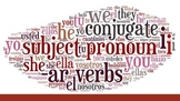 Spanish 1 Subject Pronouns, -AR Verb Powerpoints & Activities Pack Realidades 2A