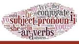 Spanish 1 Subject Pronouns, -AR Verb Powerpoints & Activit